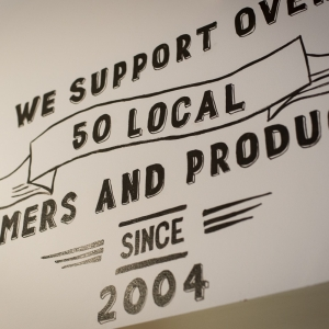 Supporting Local Farmers